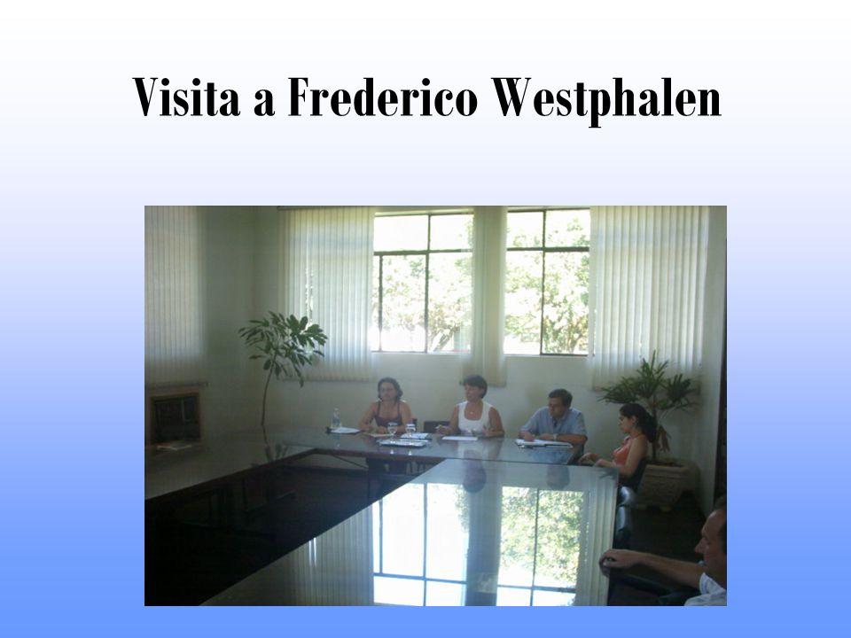Visita a Frederico Westphalen