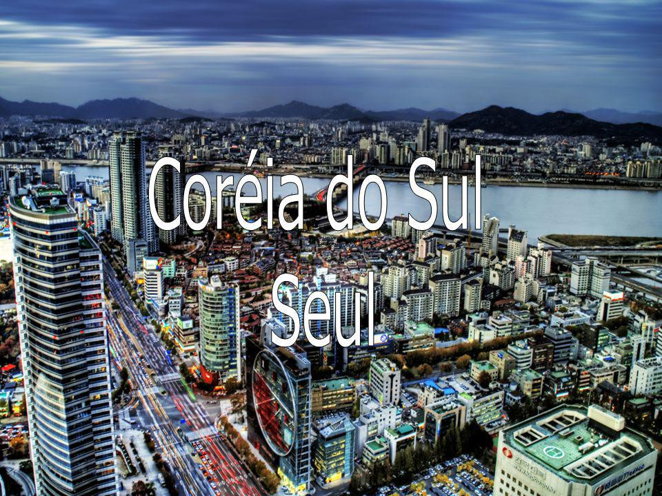 Características gerais Nome oficial: República da Coréia (Dae Hanmin Guk).