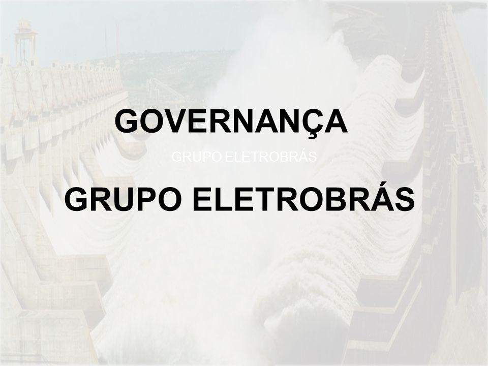 GOVERNANÇA GRUPO ELETROBRÁS