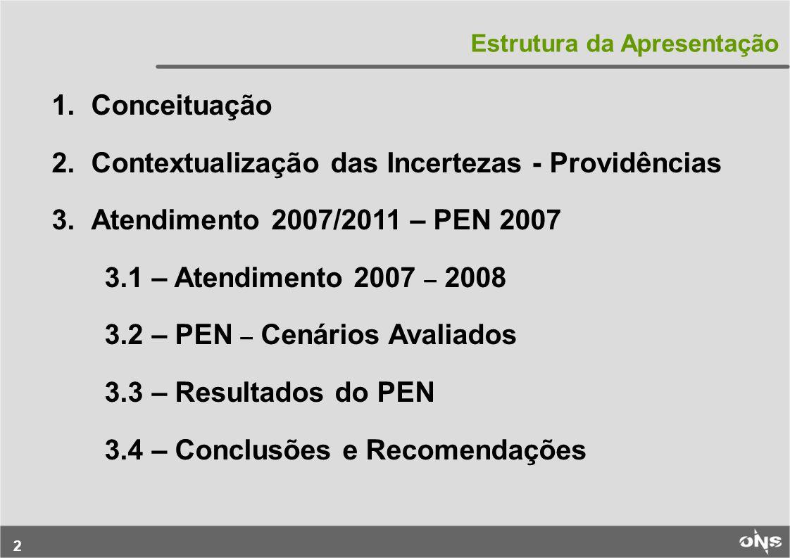 13 Contextualização das Incertezas- Providências