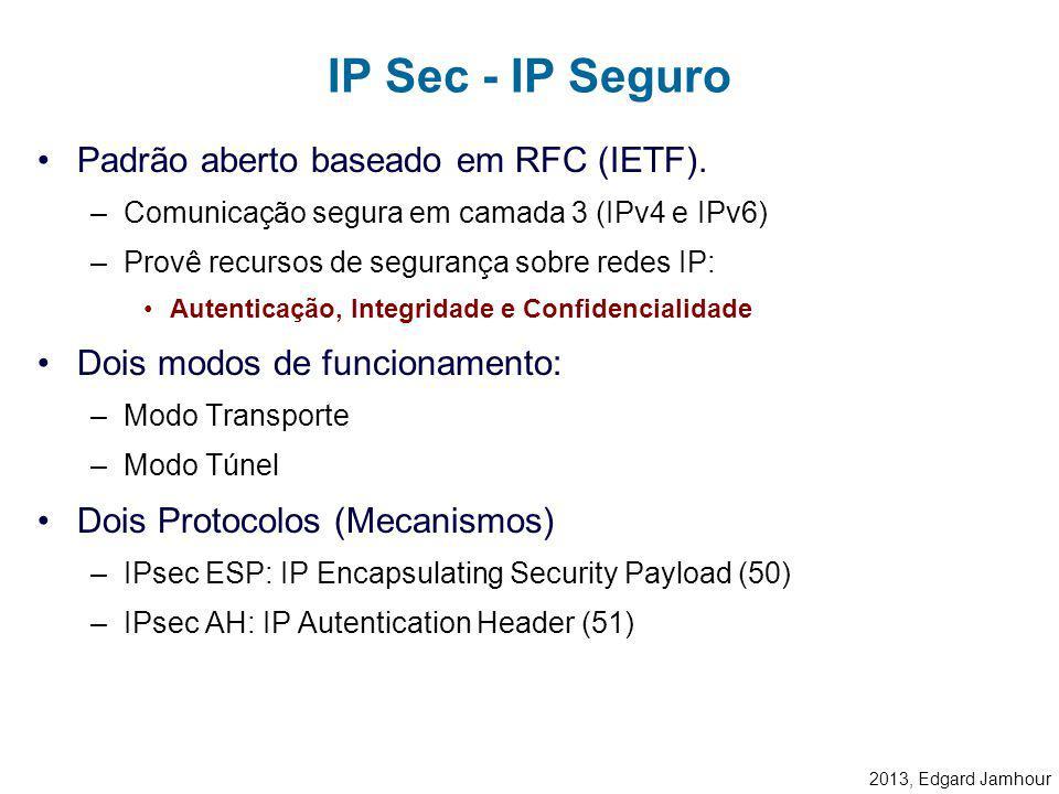 2013, Edgard Jamhour Iniciada pelo Servidor de Acesso a Rede (NAS) PSTN INTERNET ISP EMPRESA USUÁRIO REMOTO PPP TUNEL PROVEDOR DE ACESSO A INTERNET RE