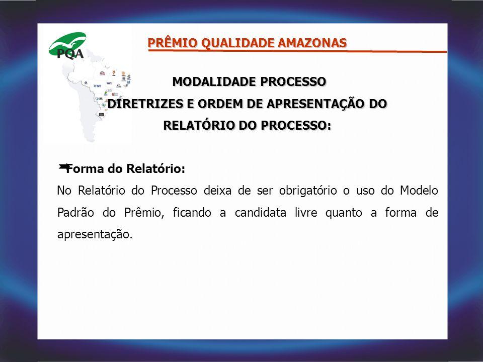 PRÊMIO QUALIDADE AMAZONAS – 2007 3.