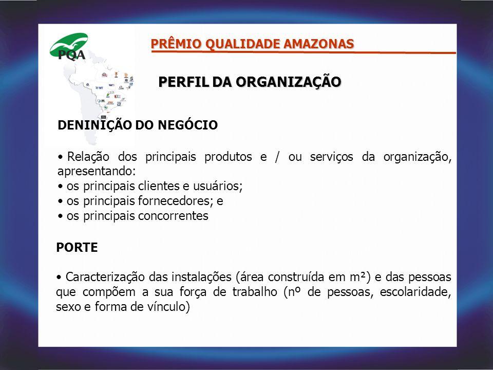 PRÊMIO QUALIDADE AMAZONAS – 2007 5.