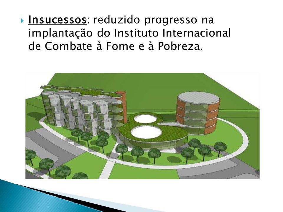 Insucesso: não houve edição do evento em 2010, mas seminário conjunto UFV-UIUC que serviu de preparação para o evento de 2011.