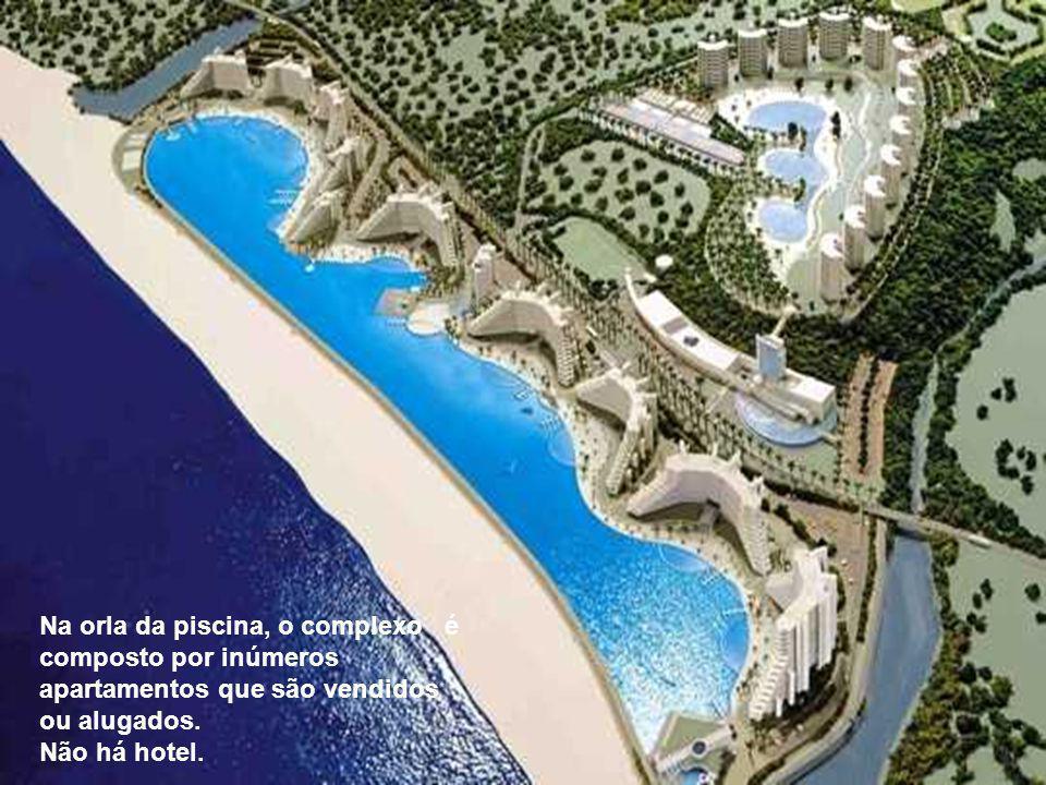 O iniciador deste projeto faraônico chama-se Fernando Fischmann. Em 1997, este bioquímico chileno, convertido em investidor imobiliário decide instala
