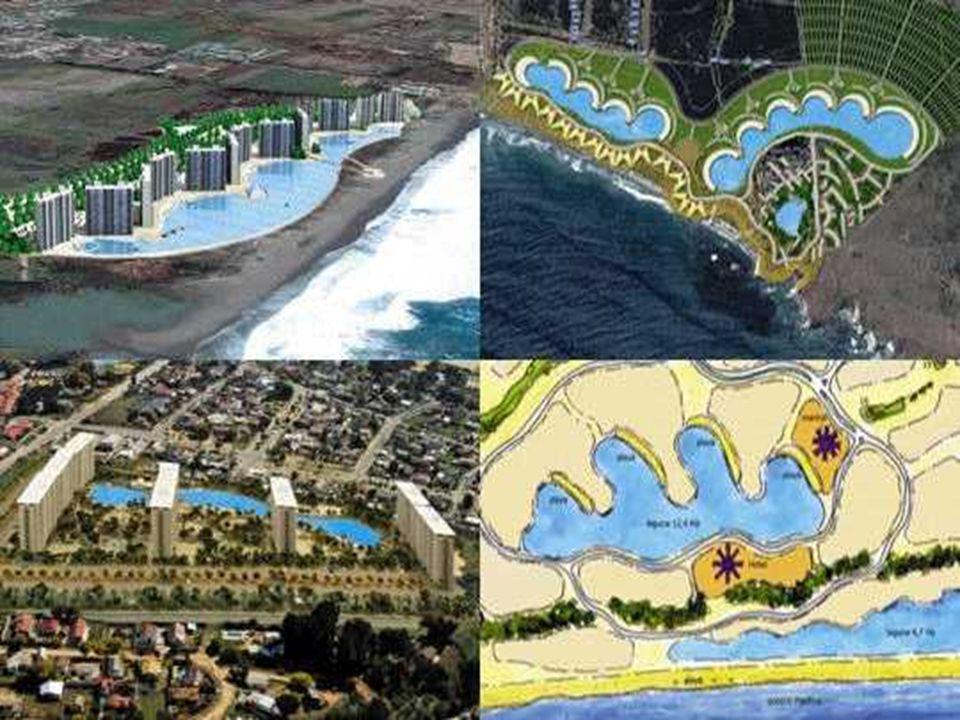 A empresa de Fernando Fischmann Planeja instalar outros complexos na costa chilena. Em La Serena, em Maitencillo, e também um segundo projeto No mesmo
