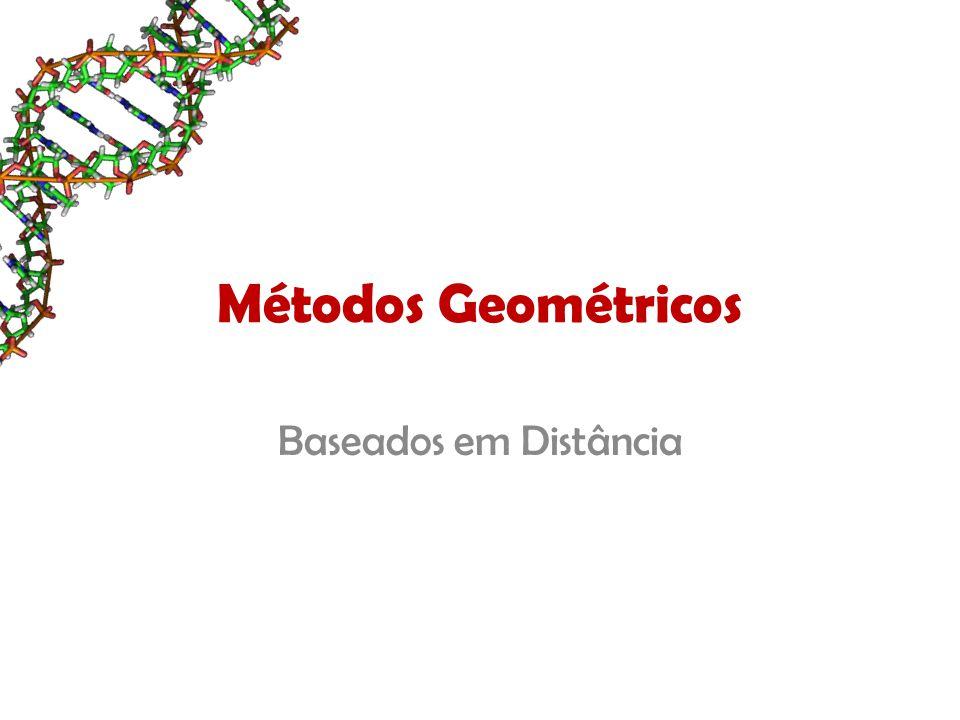 Métodos Geométricos Baseados em Distância