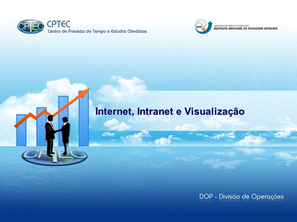 Internet, Intranet e Visualização