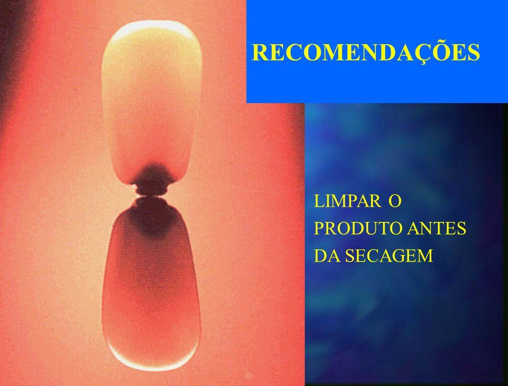 RECOMENDAÇÕES n COLHER COM UMIDADE APROPRIADA E COM A COLHETADEIRA BEM AJUSTADA