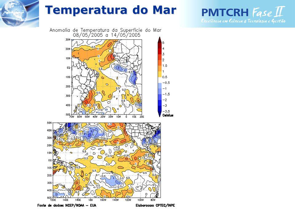 Previsão JJA/2005 Multi-Model IRI