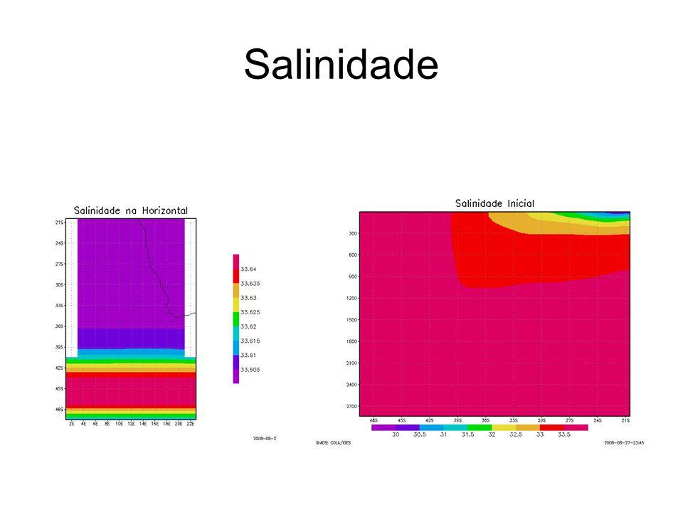 Salinidade