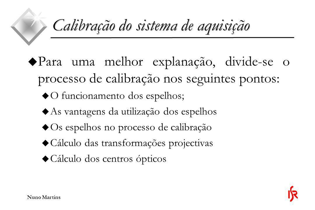 Nuno Martins u É equivalente ver a imagem de um espelho ou a imagem captada pela câmara.