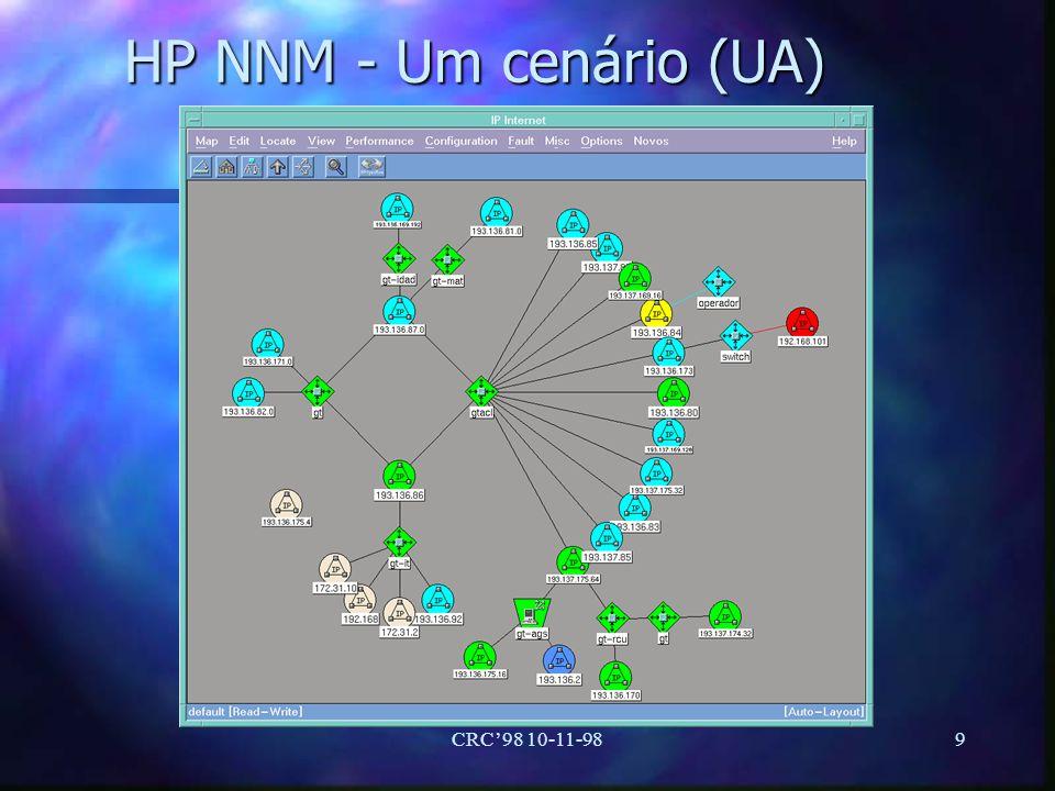 CRC98 10-11-989 HP NNM - Um cenário (UA)