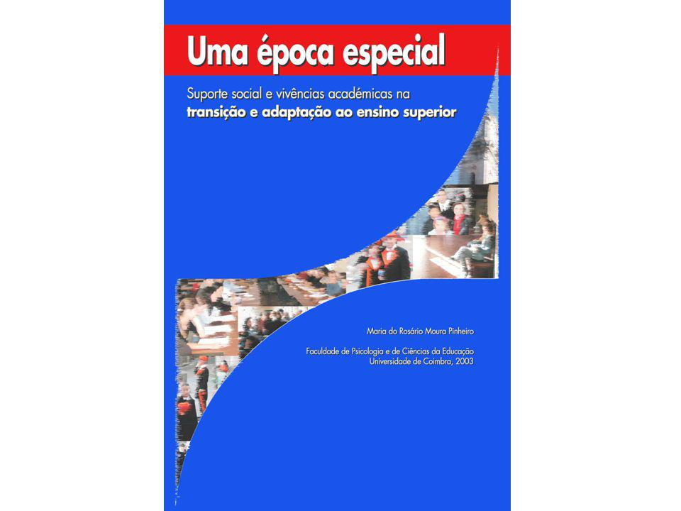 2 Identificação da Transição Tipo Contexto Impacto Situação Suporte Social SelfEstratégias Recursos – 4Ss O processo de transição para o ensino superior (Adapt.