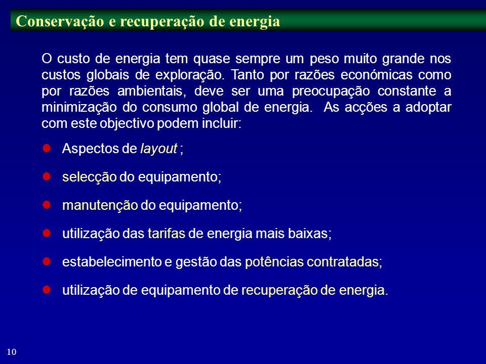 9 Justifica-se pela crescente complexidade da gestão dos sistemas.
