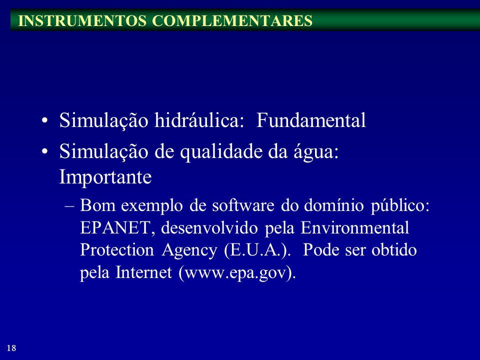 17 Sistemas de gestão de clientes; Sistemas com referenciação geográfica (ex.: SIG); Sistemas de telemedição / telegestão (ex.: SCADA); Sistemas de informação para apoio à manutenção; Sistemas de informação para apoio aos laboratórios (LIMS); Sistemas de indicadores de desempenho (ex: sistema IWA).