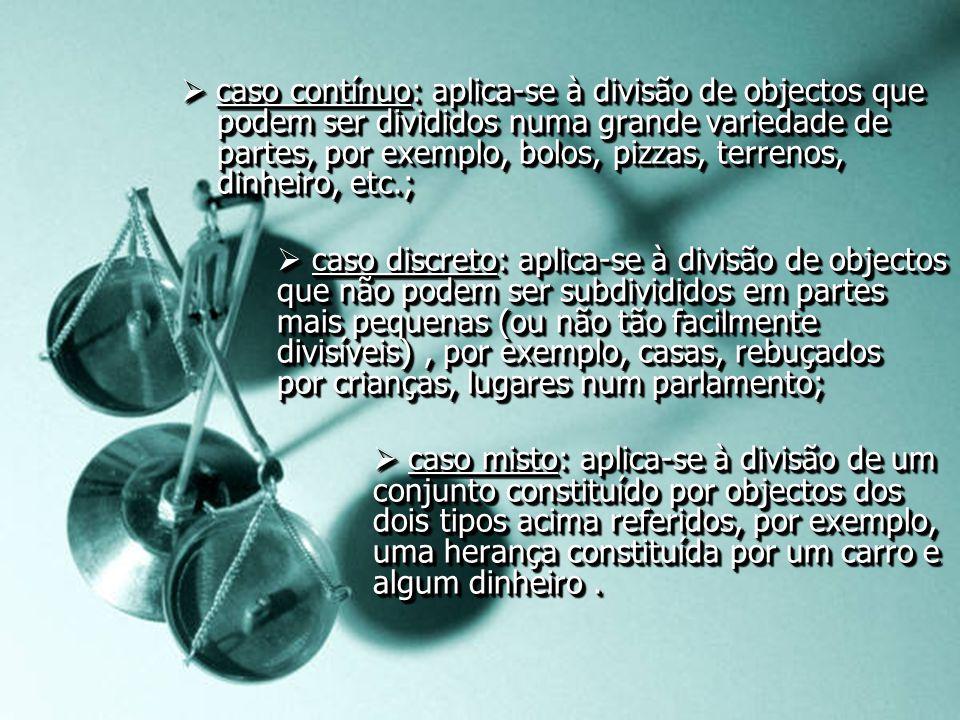 MÉTODO DO DIVISOR ÚNICO CASO 3: Os selectores declaram as mesmas partes.