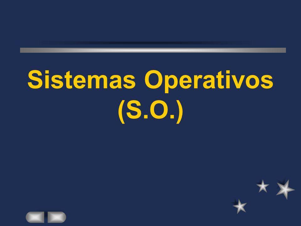 Introdução aos Sistemas Operativos Software de sistema – composto essencialmente pelo Sistema Operativo.