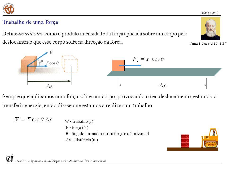 A energia mecânica de um sistema mantém-se constante quando nele só operam forças do tipo conservativas: força gravítica, força elástica e forças cujo trabalho total é nulo.