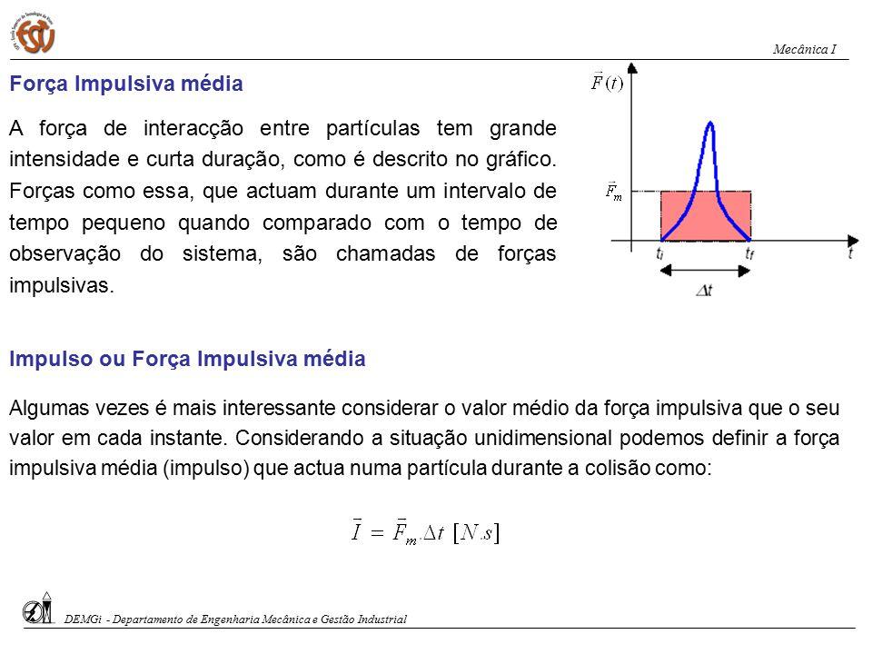 Momento linear de uma partícula Define-se momento linear de uma partícula como sendo o produto de sua massa por sua velocidade: Conta-se que Newton na