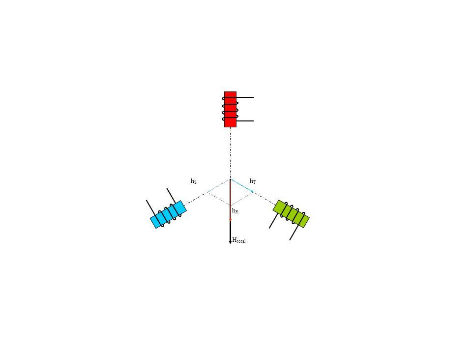 Circuito eléctrico equivalente Trf.