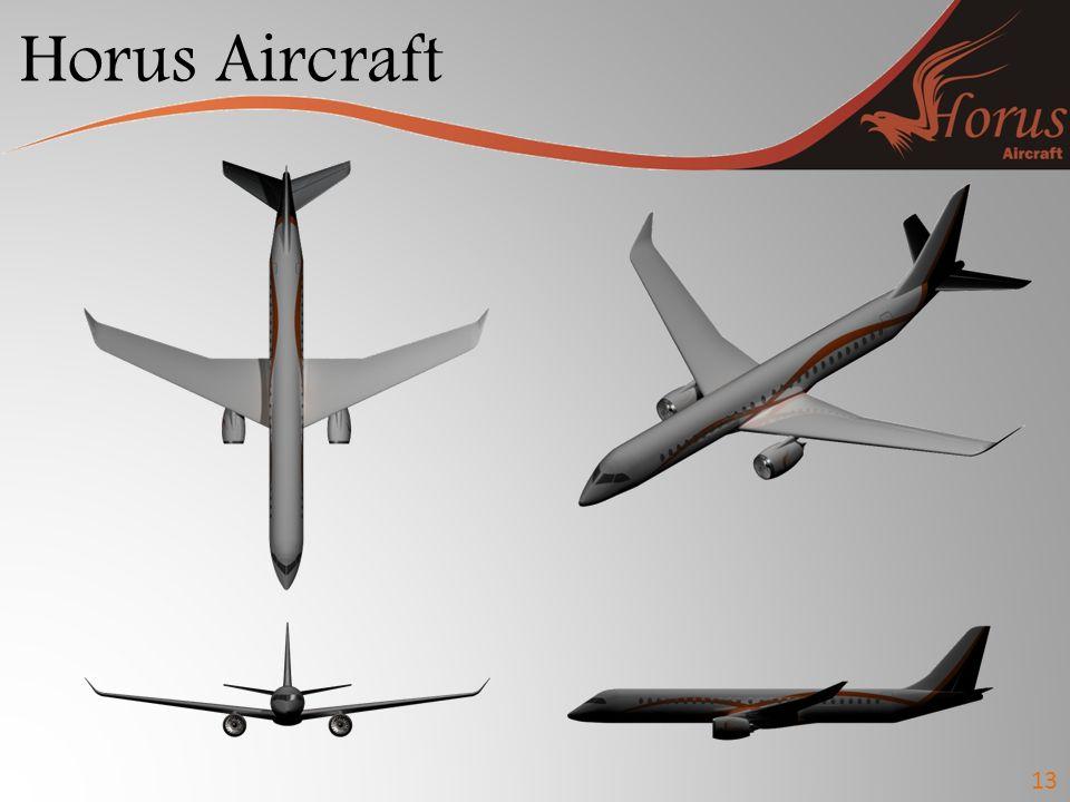 Horus Aircraft 13
