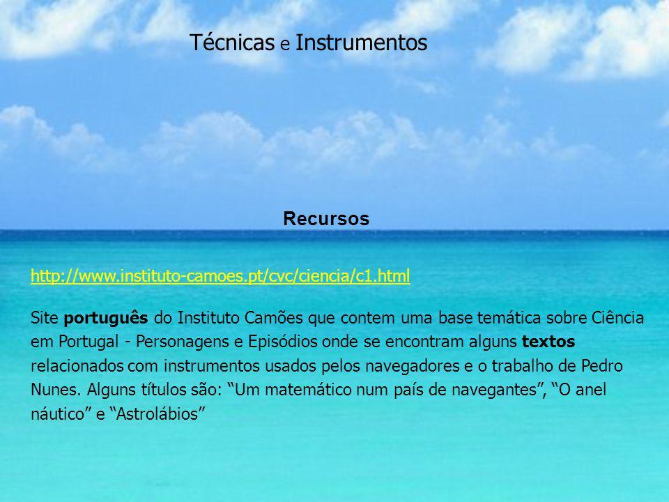 http://www.instituto-camoes.pt/cvc/ciencia/c1.html Site português do Instituto Camões que contem uma base temática sobre Ciência em Portugal - Persona