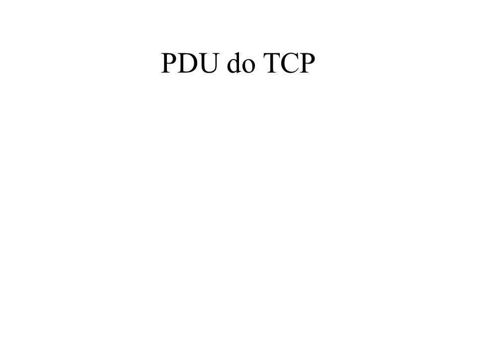 PDU do TCP