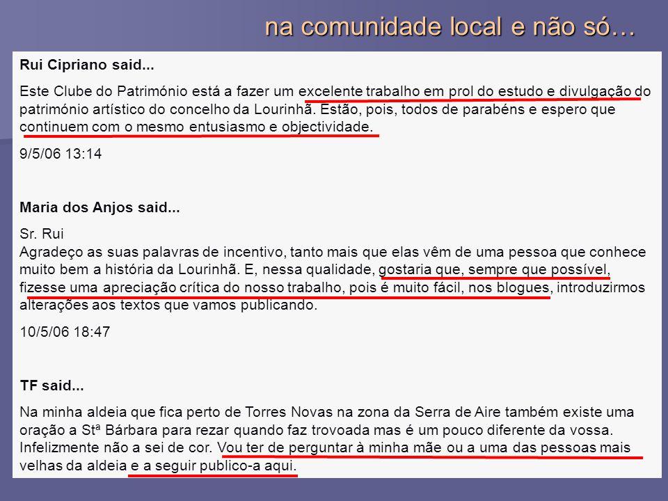 Rui Cipriano said...