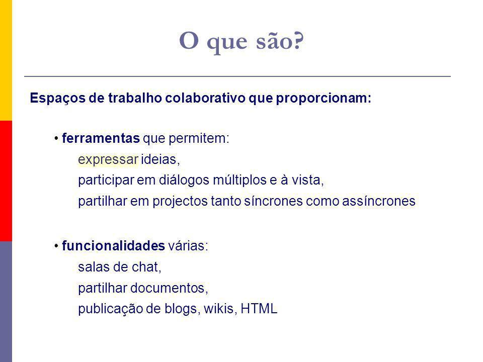 3 zonas na estrutura http://noniob.fc.ul.pt/plataforma/course/view.php?id=12