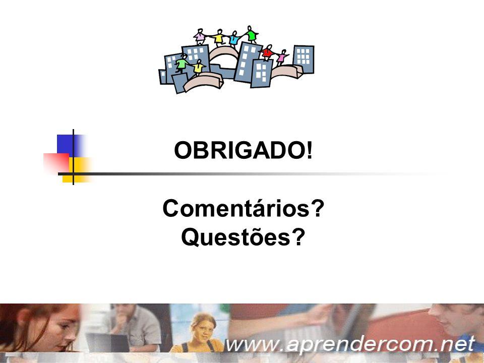 Acção e Reflexão | Julho 2006 | Fernando Albuquerque Costa | Universidade de Lisboa 28 OBRIGADO! Comentários? Questões?