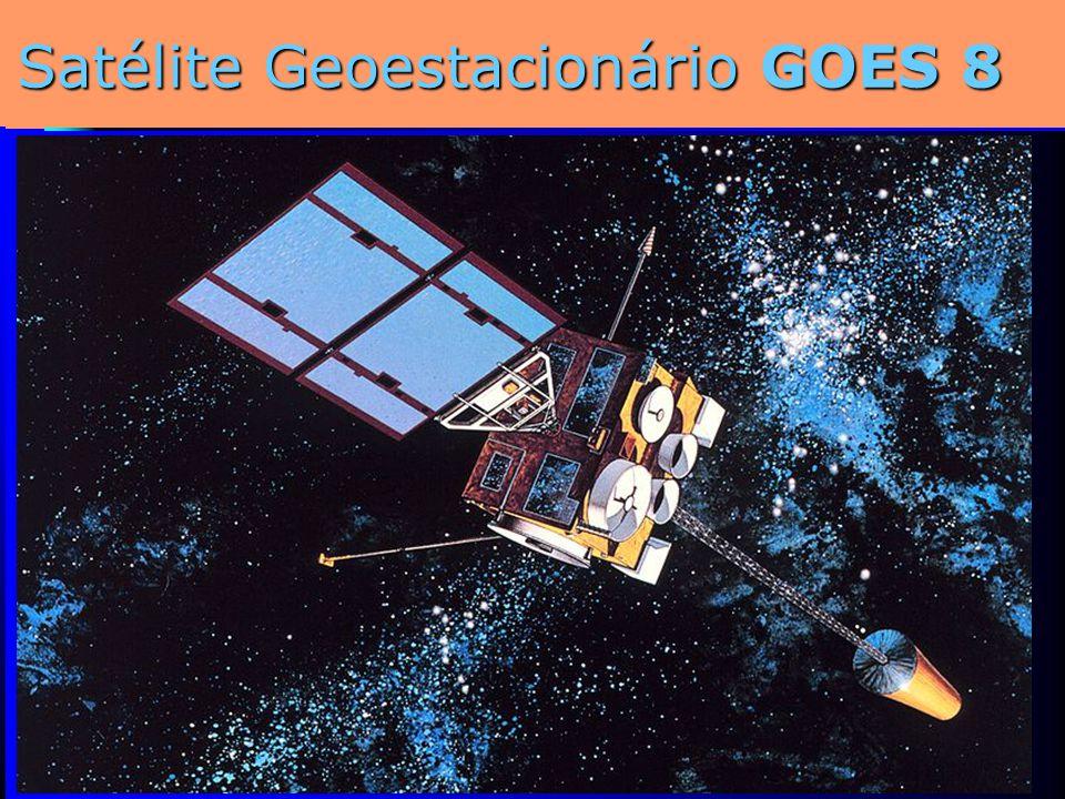 Satélite Geoestacionário GOES 8 5