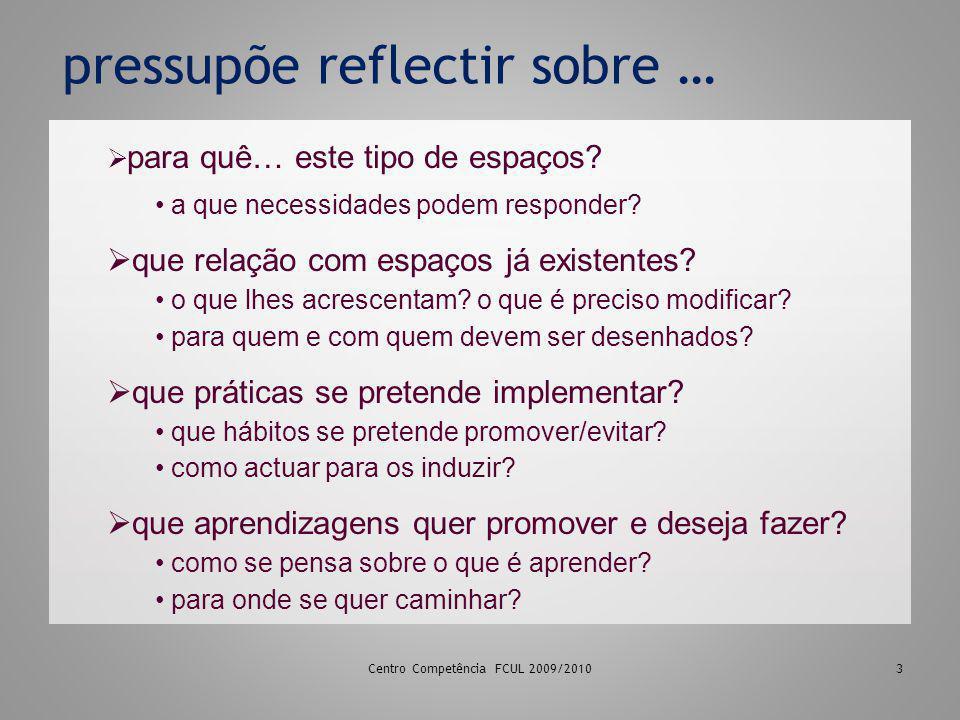 Centro Competência FCUL Outubro 20094 Lição/SCORM