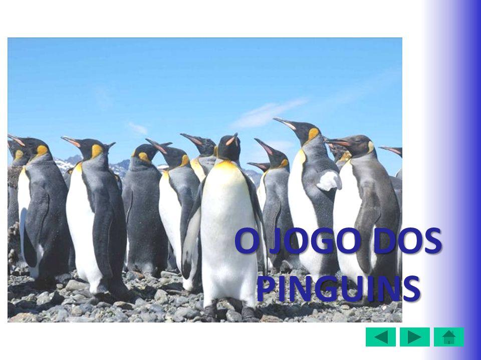 O JOGO DOS PINGUINS O JOGO DOS PINGUINS
