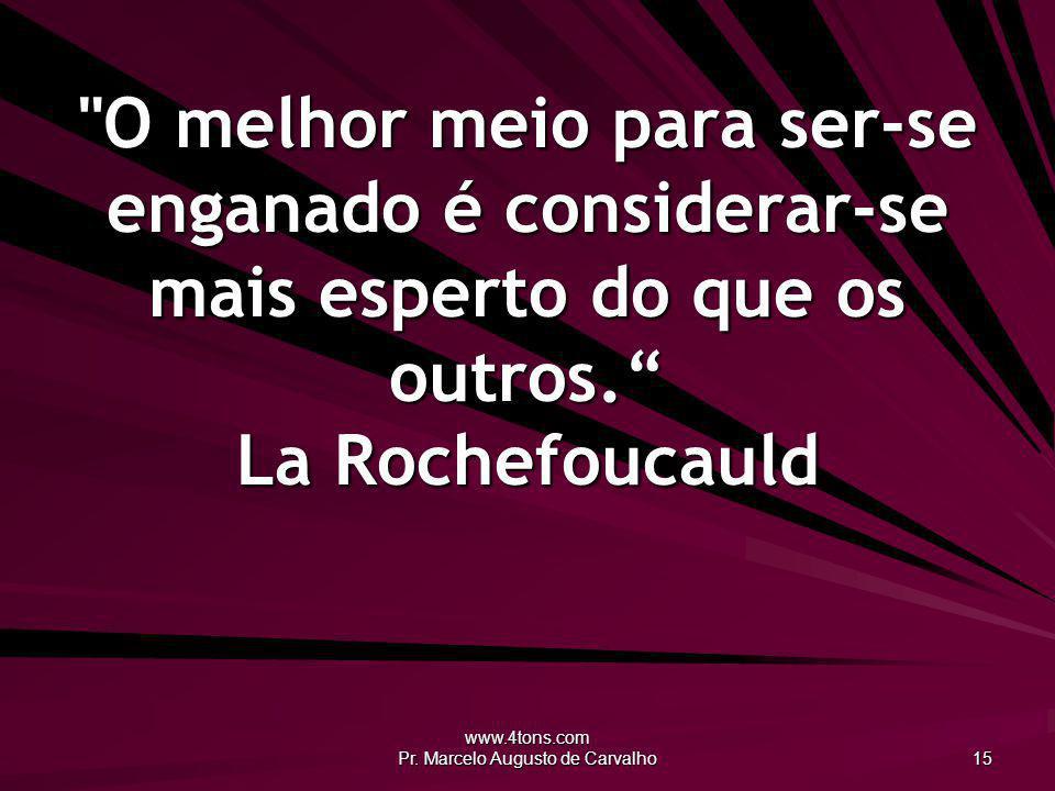 www.4tons.com Pr. Marcelo Augusto de Carvalho 15