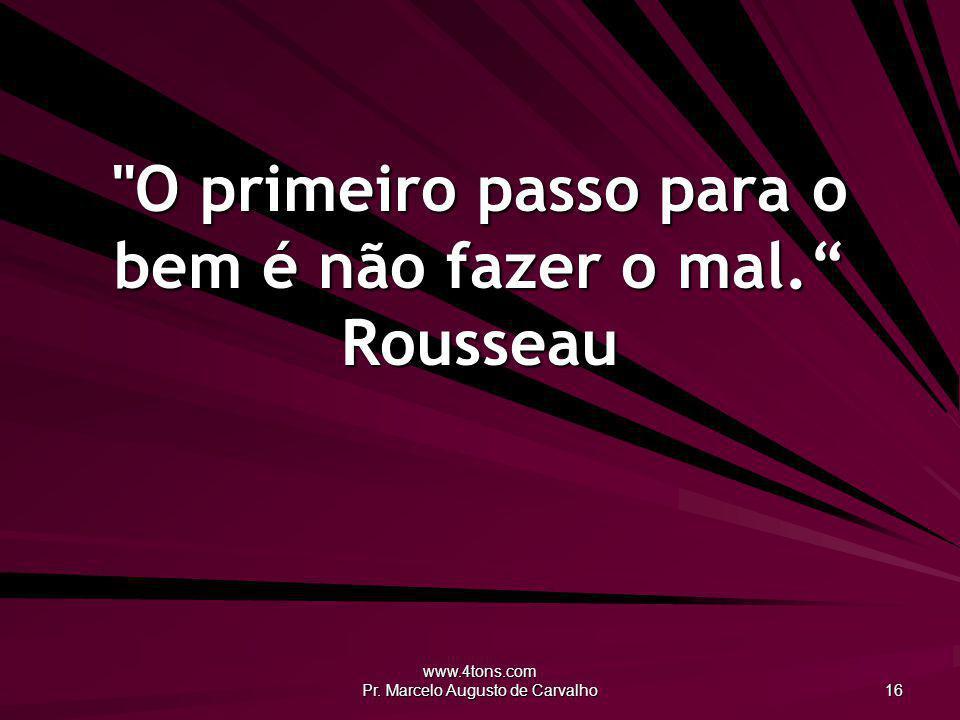 www.4tons.com Pr. Marcelo Augusto de Carvalho 16
