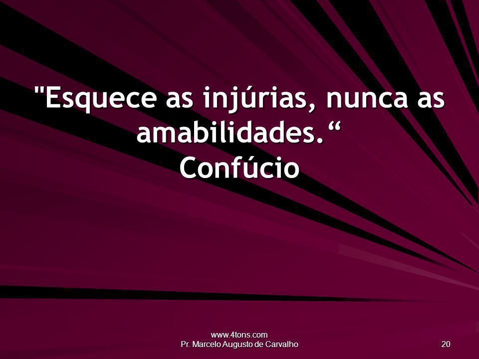 www.4tons.com Pr. Marcelo Augusto de Carvalho 20