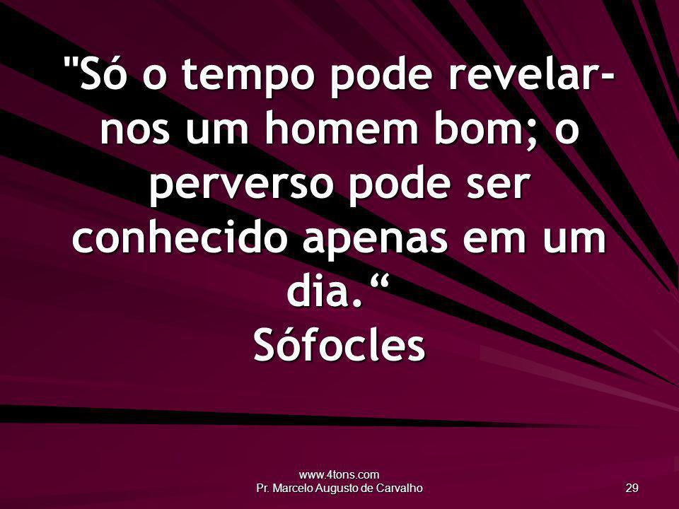 www.4tons.com Pr. Marcelo Augusto de Carvalho 29