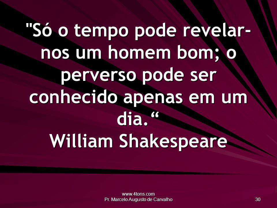 www.4tons.com Pr. Marcelo Augusto de Carvalho 30