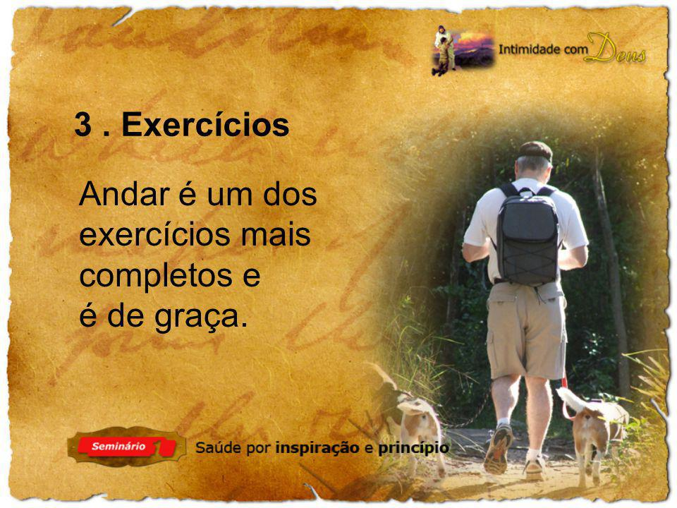 Andar é um dos exercícios mais completos e é de graça.