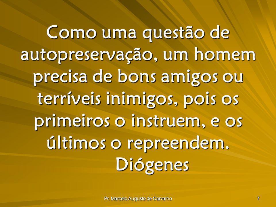 Pr.Marcelo Augusto de Carvalho 28 Não fique em campo aberto quando o inimigo está oculto.