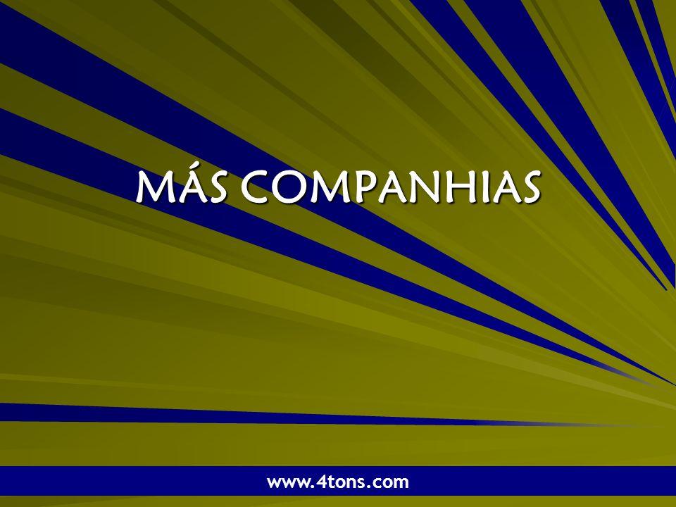 Pr. Marcelo Augusto de Carvalho 1 MÁS COMPANHIAS www.4tons.com