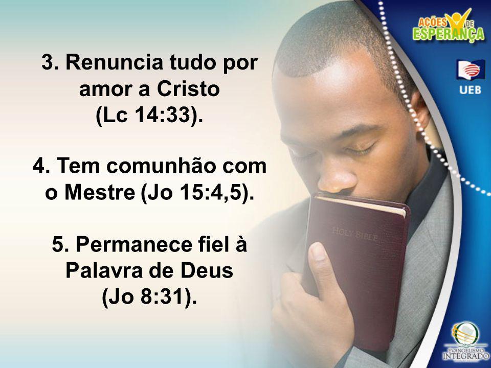 6.Prontidão para testemunhar por Cristo (Rm 1:15).