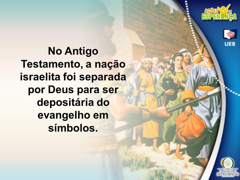 No Novo Testamento os seguidores de Jesus continuaram cooperando com a missão divina, indo a todo o mundo, levando a mensagem de salvação.