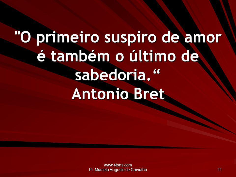 www.4tons.com Pr. Marcelo Augusto de Carvalho 11