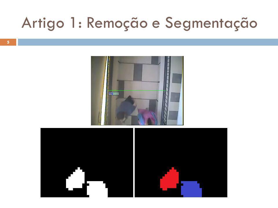 Trabalhos Futuros 16 Artigo 1: Substituir a segmentação via k-means por um algoritmo de labeling que poderá melhorar o desempenho; Ajustar os parâmetros (Dmin automático); Remover ruídos das imagens; Artigo 2: Implementar o último passo; Estudar outros métodos de rastreamento, como Filtro de Partículas e Colônia de Formigas