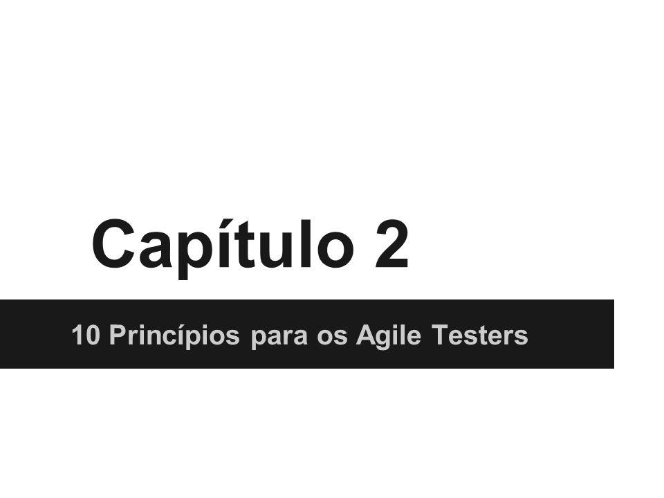 Capítulo 2 10 Princípios para os Agile Testers