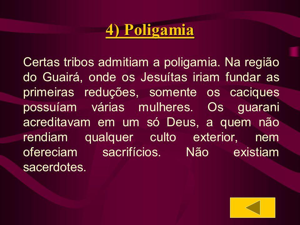 5) Medicina A medicina, dos tupi-guarani consistia em processos complexos, em que os elementos mágico-religiosos se confundiam com os conhecimentos por assim dizer, científico.