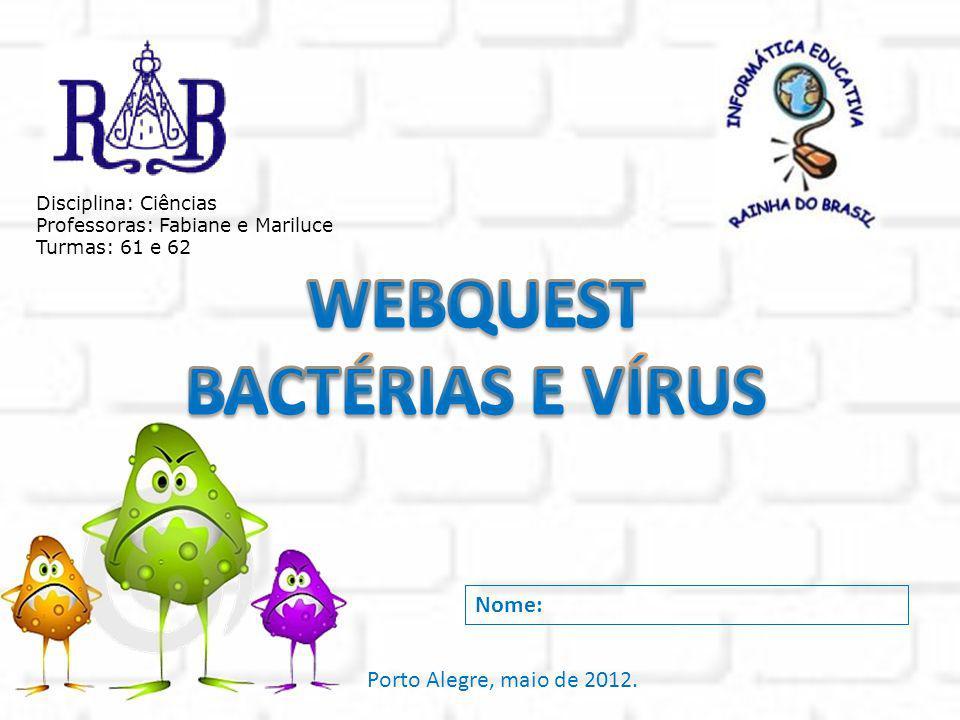 Introdução As bactérias e os vírus são os microrganismos que podem causar infecções.