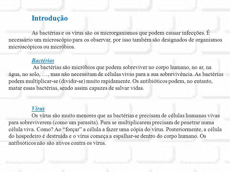 TAREFA 1: - Pesquisar e identificar as características das bactérias e vírus e as doenças transmitidas, nos slides com as tuas palavras.